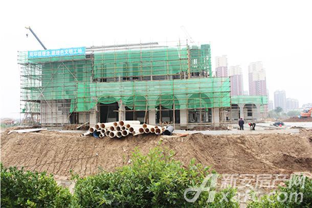 翰林壹号公馆,是中丞地产择址六安的首个项目,项目位于梅山北路与图片