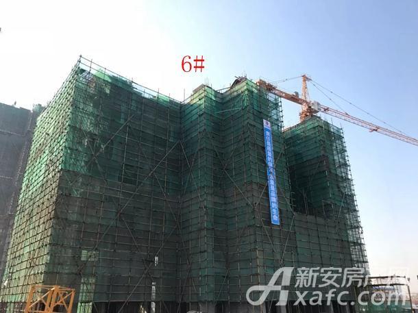 新城·悦府住宅B1地块6#楼土建施工