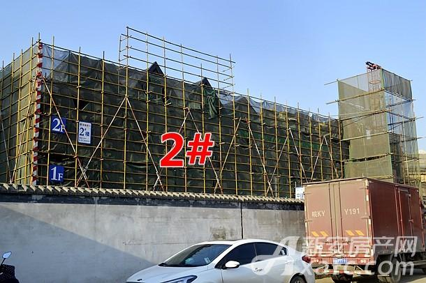 安建枫林源筑2#项目进度