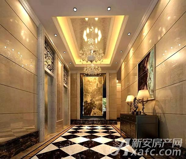 示意图|私家电梯