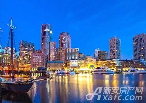 波士顿大都会公园体系