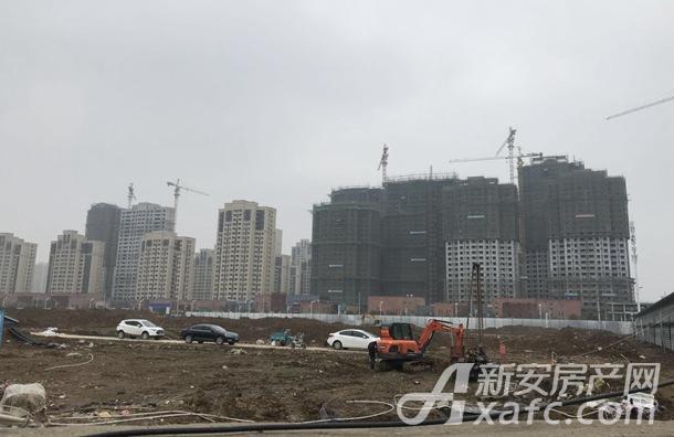 项目正在进行土地平整及土建工程作业1.jpg