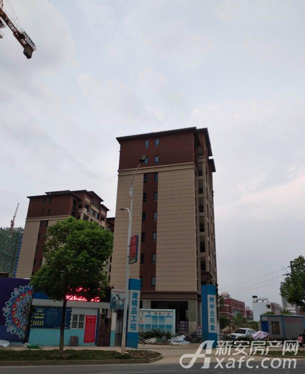 碧桂园天玺项目实景