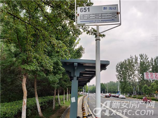 华邦蜀山别院周边交通配套图