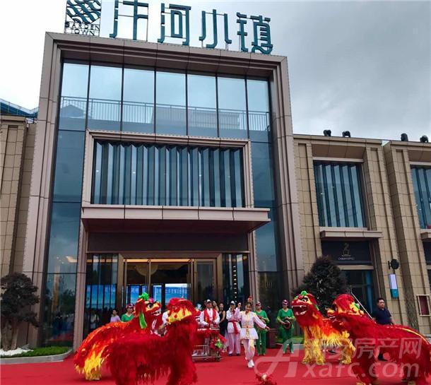 千年汴河梦 荣耀宿州北|汴河小镇营销中心8.18亮相图片