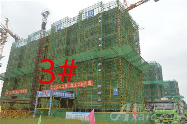 3#洋房建至8层
