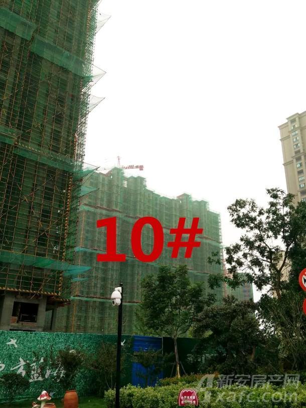 淮矿东方蓝海10#进度