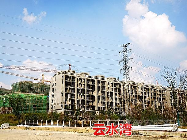 【祥源文旅城】云水湾8月项目进度