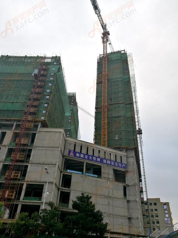 【港汇广场】9月工程进度