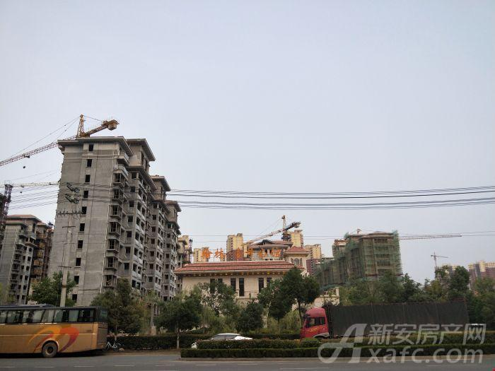 翰林壹号公馆实景图