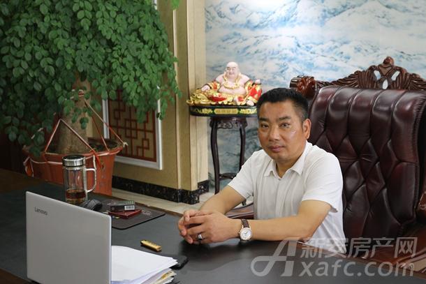呈泰置业发展有限责任公司董事长陈小华