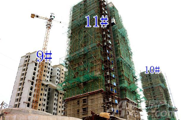 东成国际广场9月项目进度