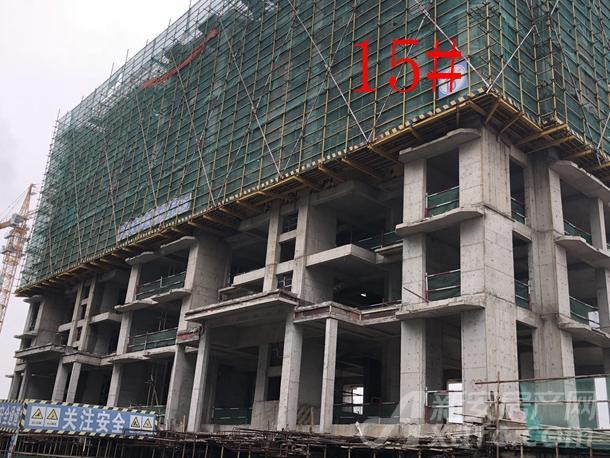 高速·海德公馆9月项目实拍