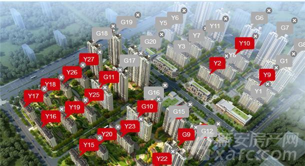 中海城楼栋图