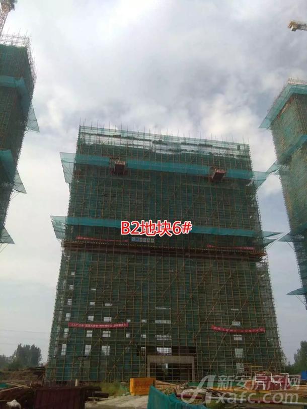 新城·悦府项目进度