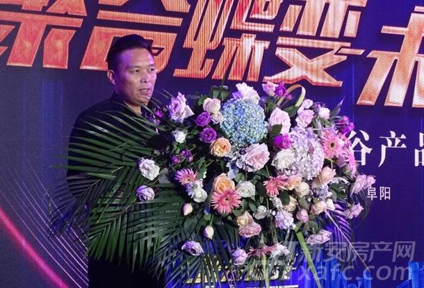阜阳市装饰装修材料行业协会荣誉会长江喜坤先生从行业角度看目前行业发展与项目