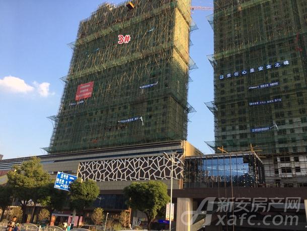 京澳广场工程建设