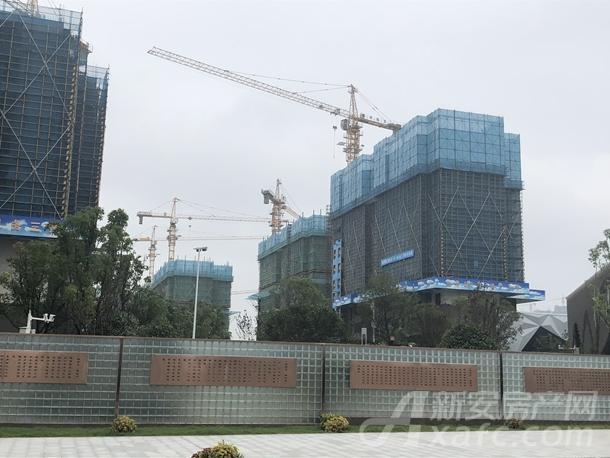 淮南碧桂园9月项目进度