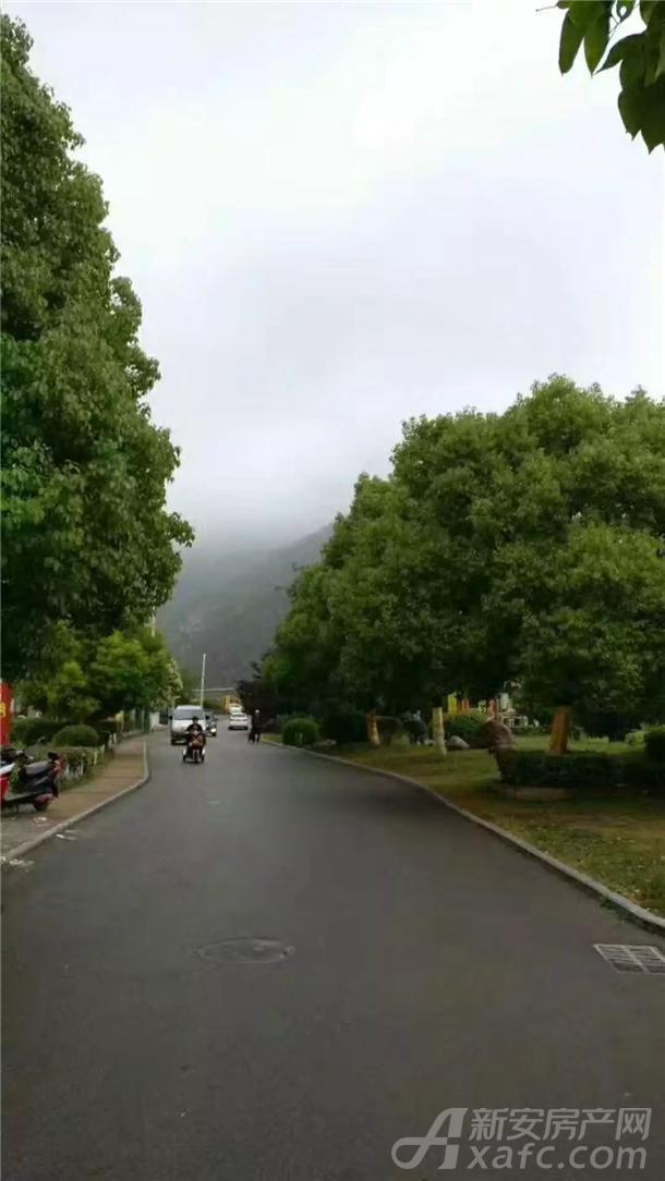 淮北凤凰城实景图