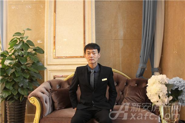 玖珑府置业顾问李浩