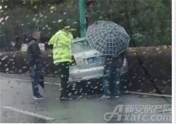 事故现场图