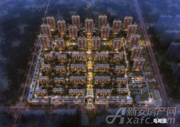 北京城房京城华府项目鸟瞰图.jpg