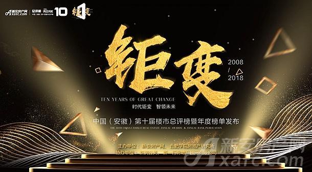 第十届中国(安徽)楼市总评榜