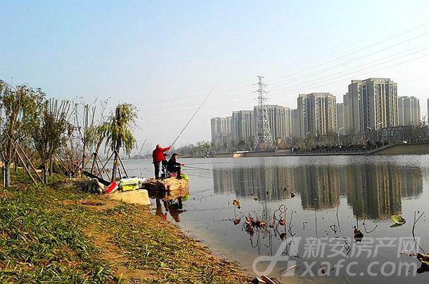 七渔河景观带