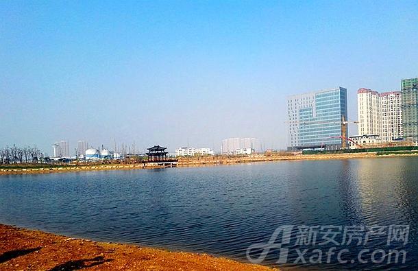 慧湖景观改造提升工程
