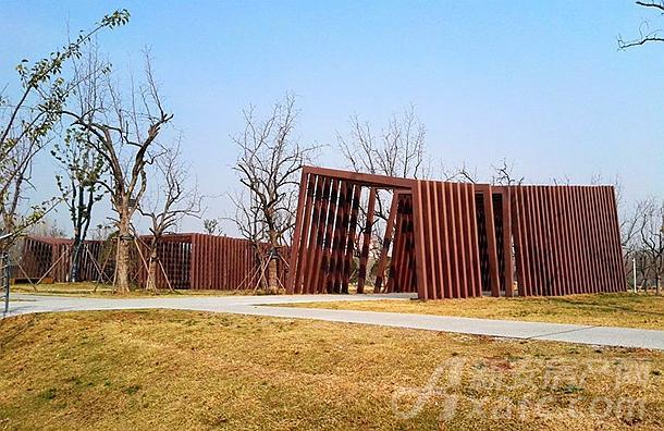 阜口路(S340)道路景观绿化工程(建设中)