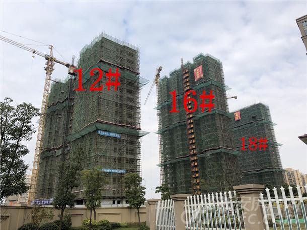 公园道B区御湖12#、16#、18#楼