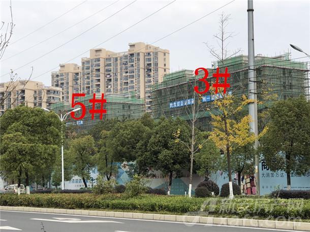 公园道B区御湖3#、5#楼