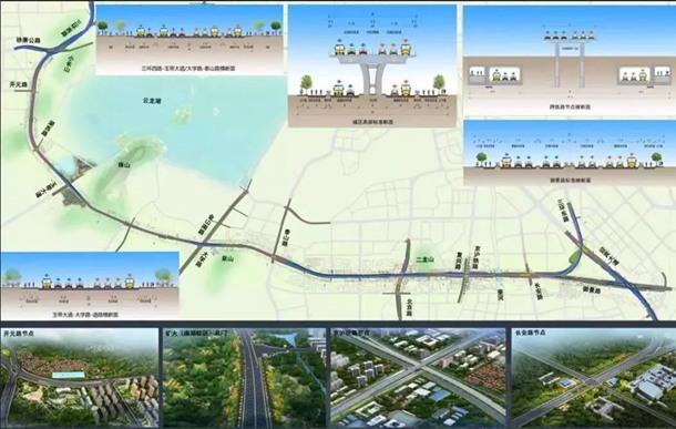2019徐州城建规划曝光,各区都有好消息!