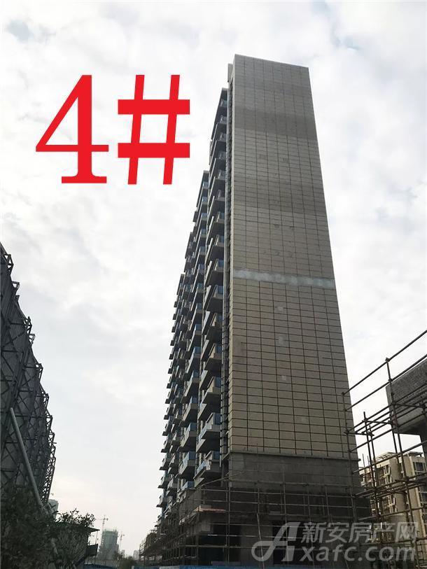 4#楼工程进度