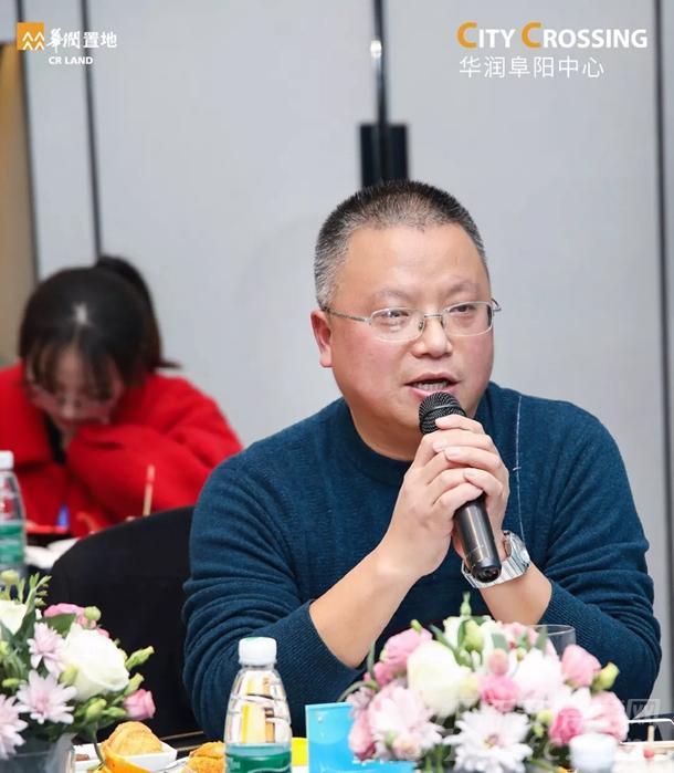 阜阳日报社专题新闻中心主任王少喜