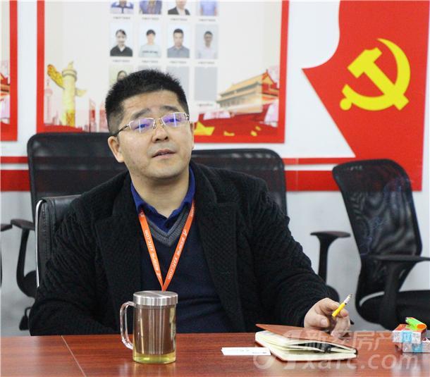 新安房产网执行董事李平