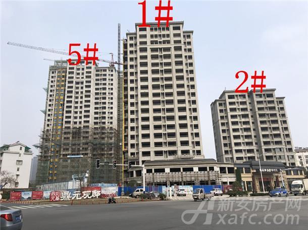 鼎元公馆1#、2#、5#楼