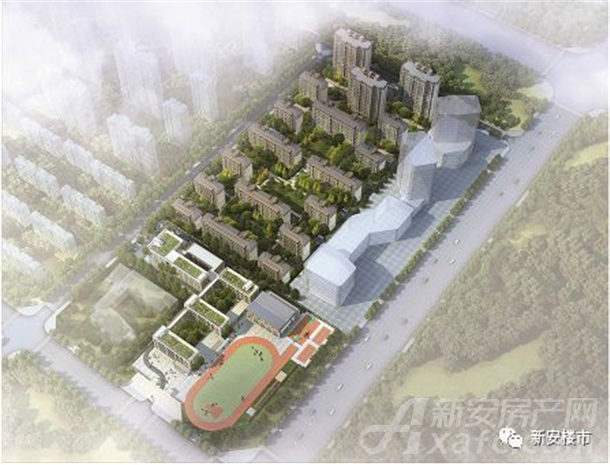 北雁湖玥园规划