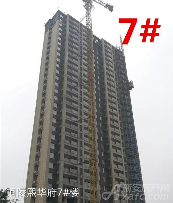 中梁熙华府7#楼