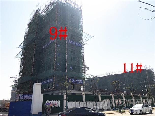 滨江壹号院9#、11#楼