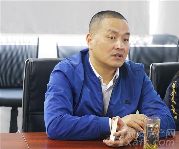 宿州万兴置业有限公司皖北区域总裁刘庆高