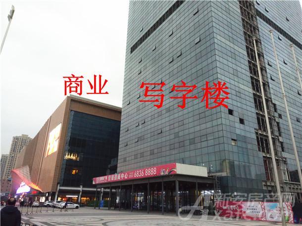 宝利丰广场1月项目进度