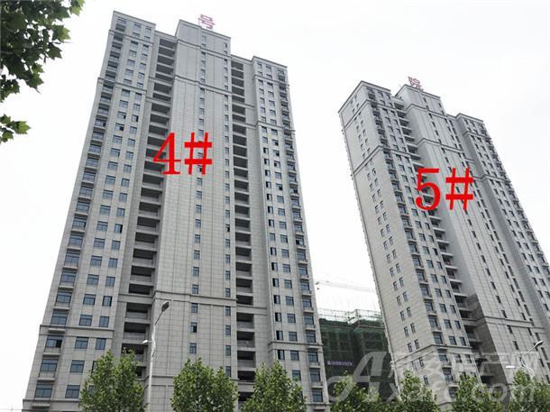滨江壹号院4#、5#楼