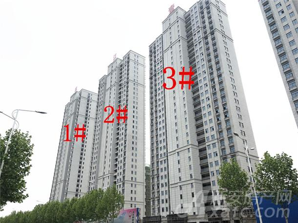 滨江壹号院1#、2#、3#楼