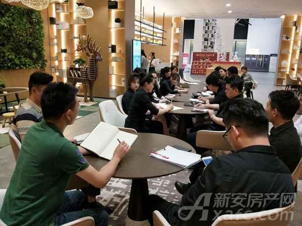 中南·漫悦湾项目说辞争辩赛