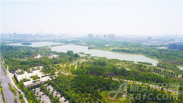 项目配套南艳湖