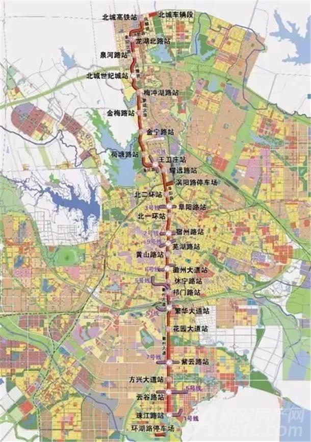 地铁8号线