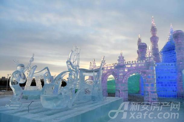 冰房子奇景