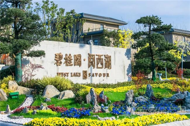 碧桂园·阅西湖售楼中心实景
