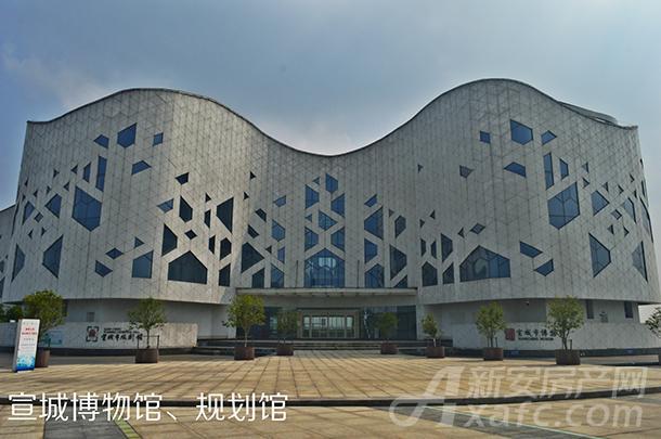 宣城展览馆、博物馆